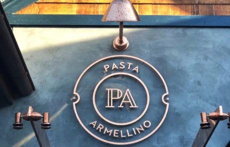 Pasta Armellino seal